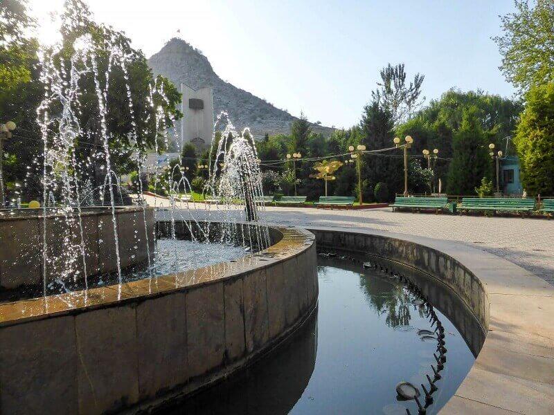 Kyrgyzstan Osh city
