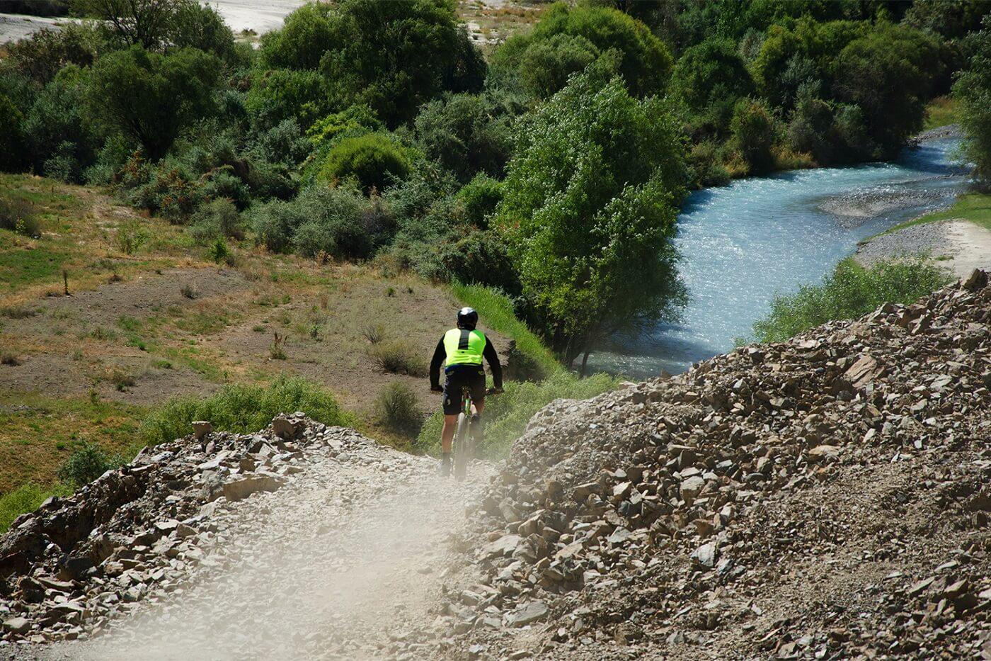 mountainbike Tajikistan