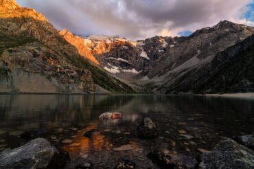 Tajikistan Mountain Bike & Trekking Tour