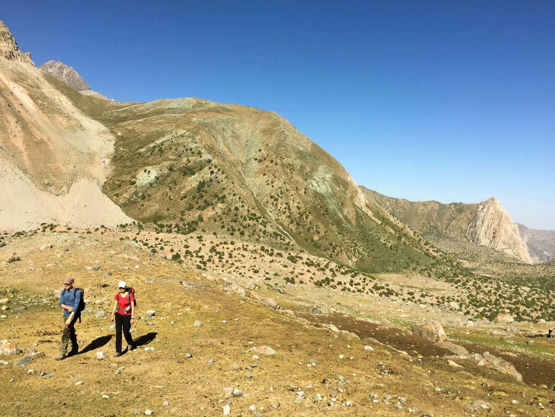 Tajikistan Trekking tour, Tovassang Pass