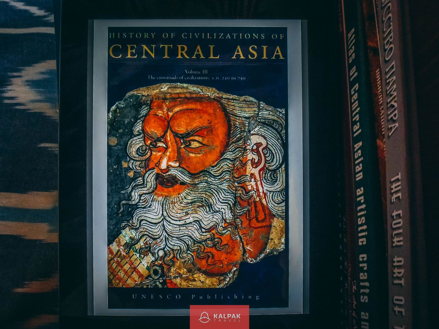 Central Asia political history books