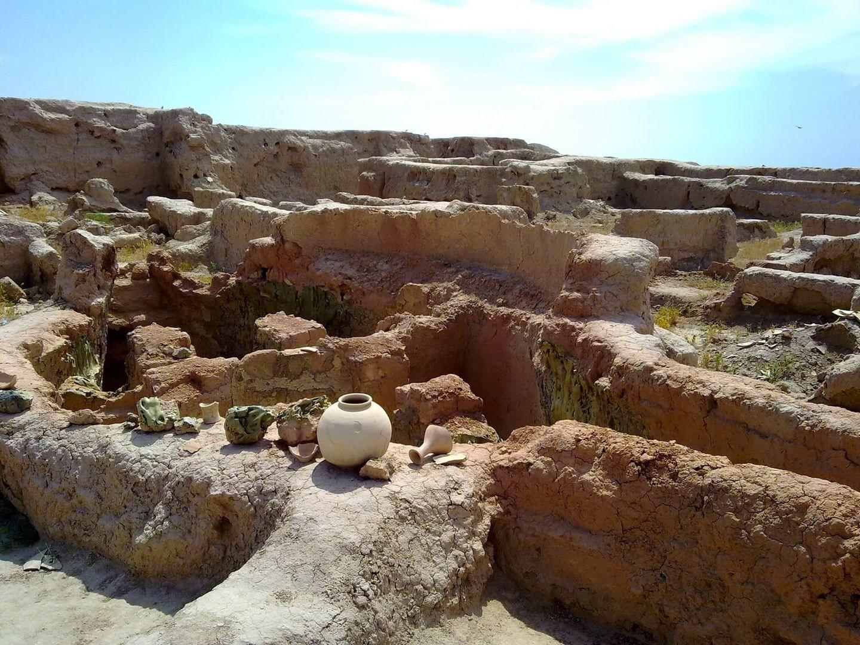 Turkmenistan Tour Gonur Tepe Ruins