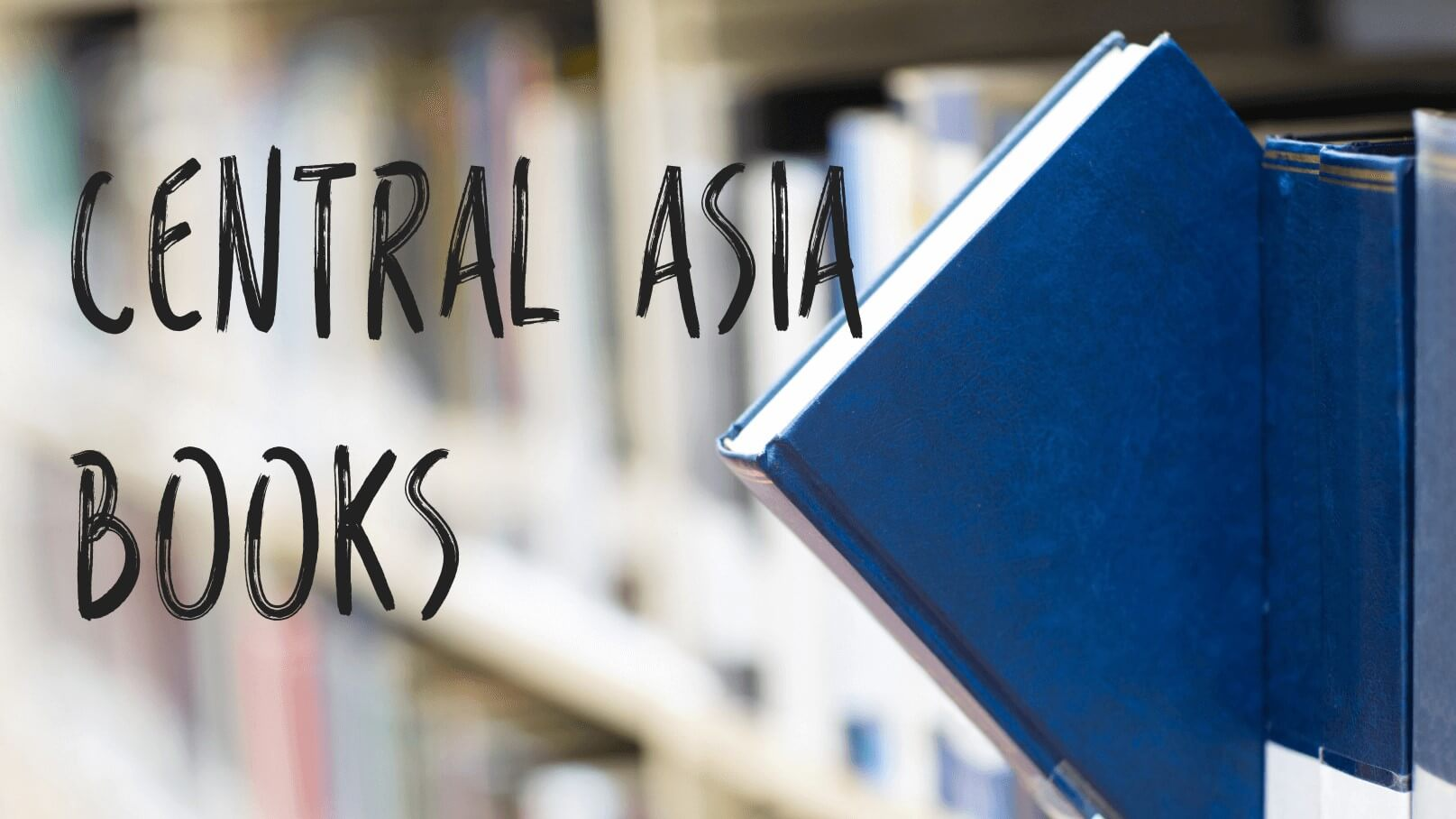 Central Asia Books blog