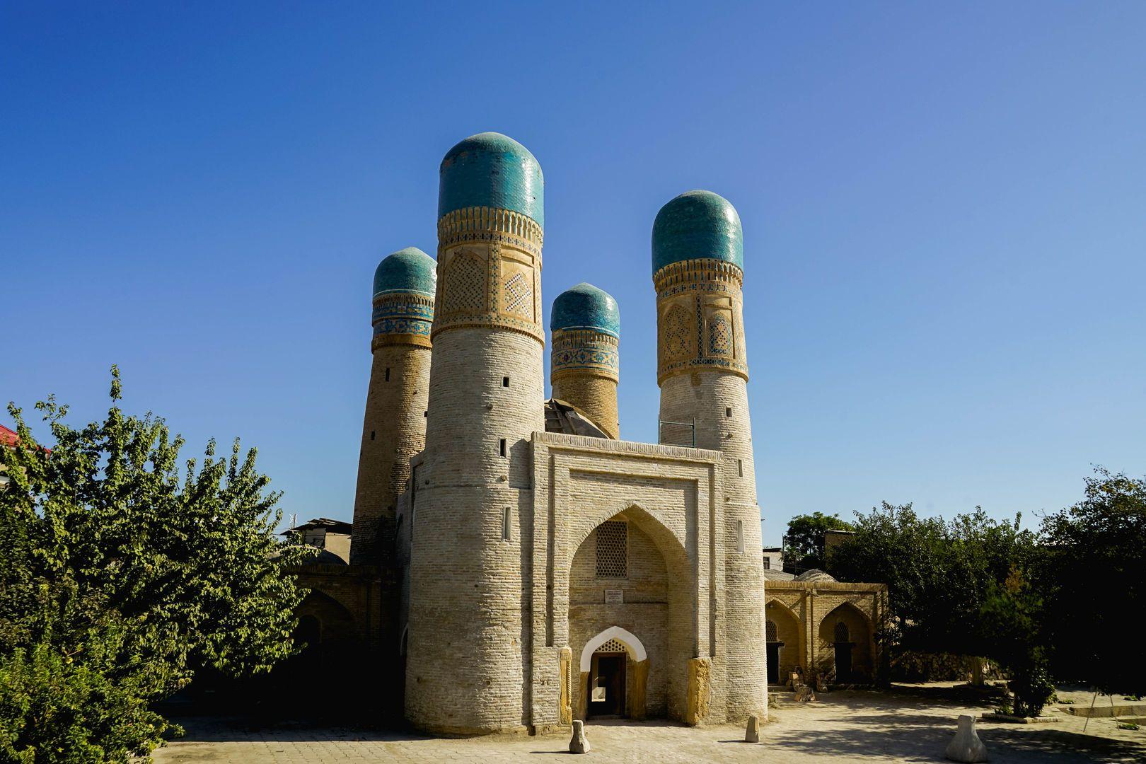Uzbekistan tour, Bukhara city