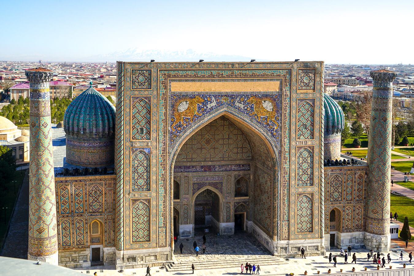 Central Asian Silk Road
