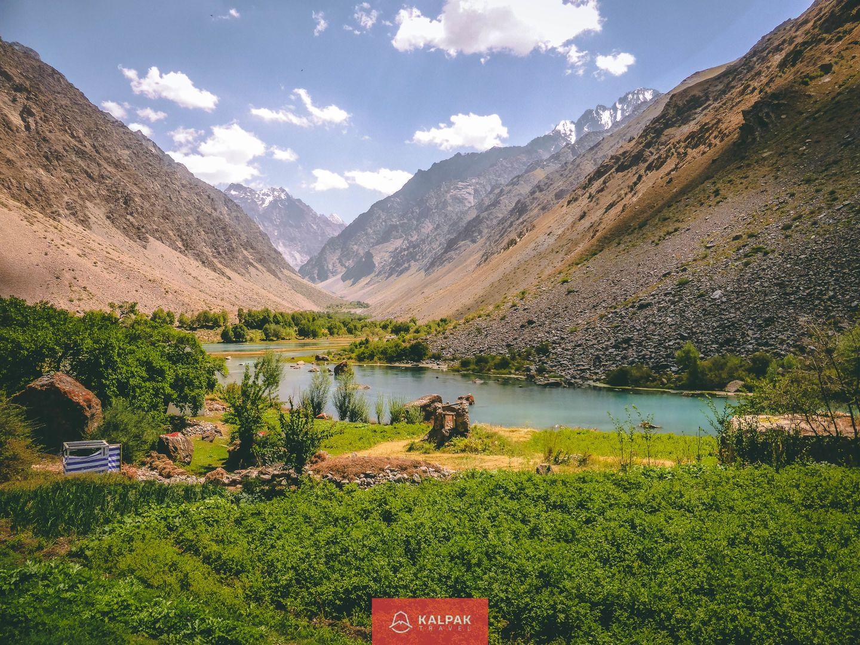 Beste Reisezeit Tadschikistan