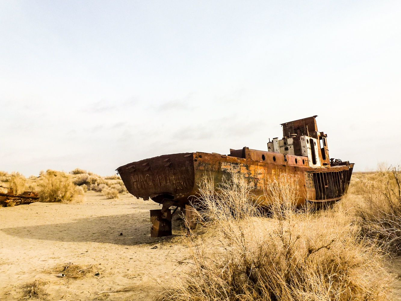 best time to visit Aral Sea