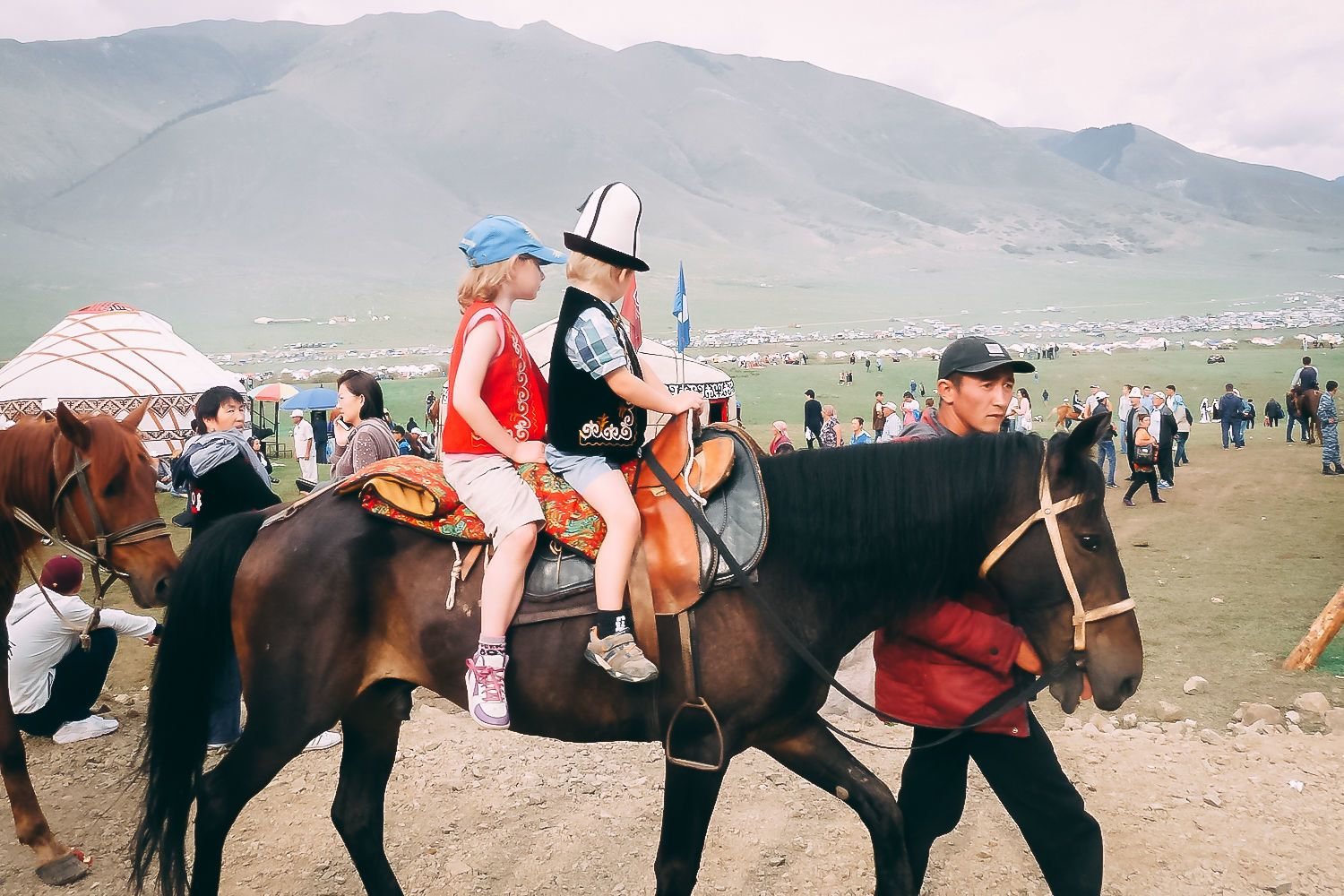 World Nomad Games Horse Riding
