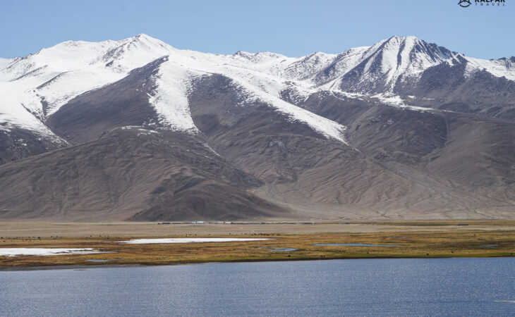 Nature on Pamir Highway