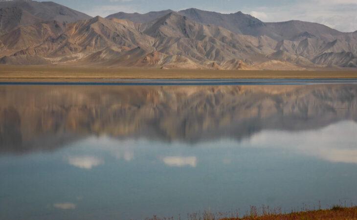 Pamir Highway view