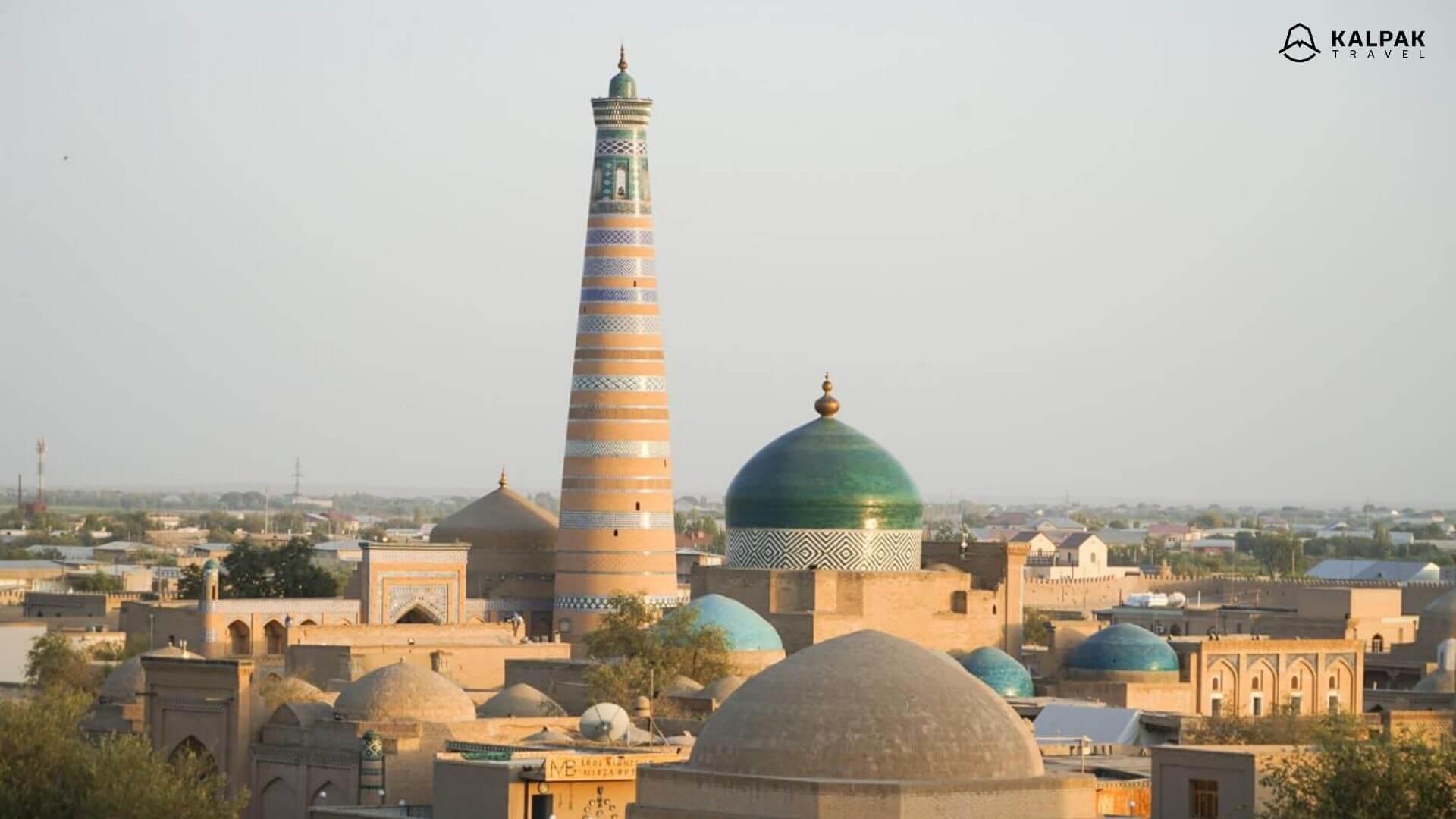 Usbekistan Sehenswürdigkeiten in Chiwa