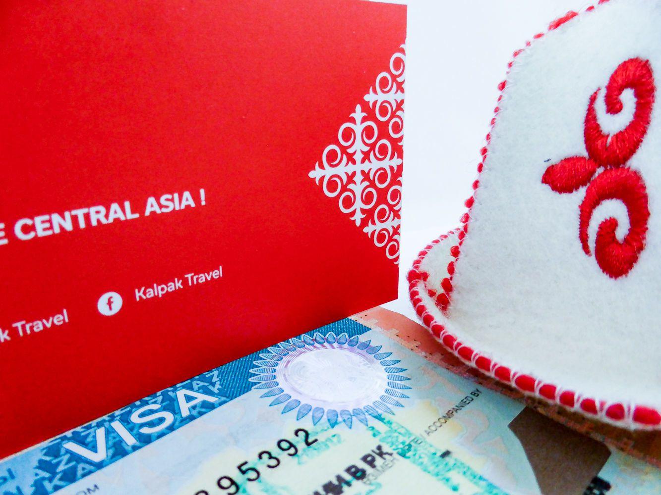 Visa Zentralasien