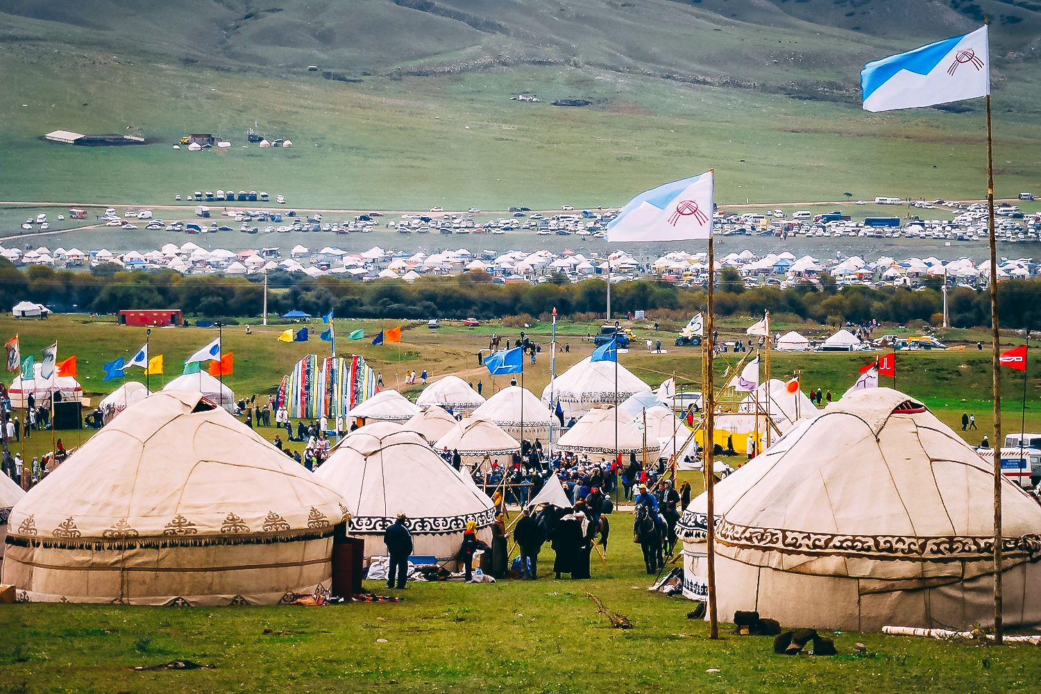 World Nomad Games 2018 Reisen