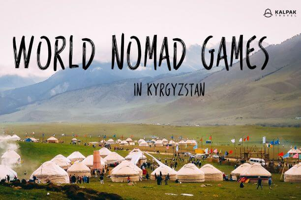 World Nomad Games 2018 in Kyrgyzstan