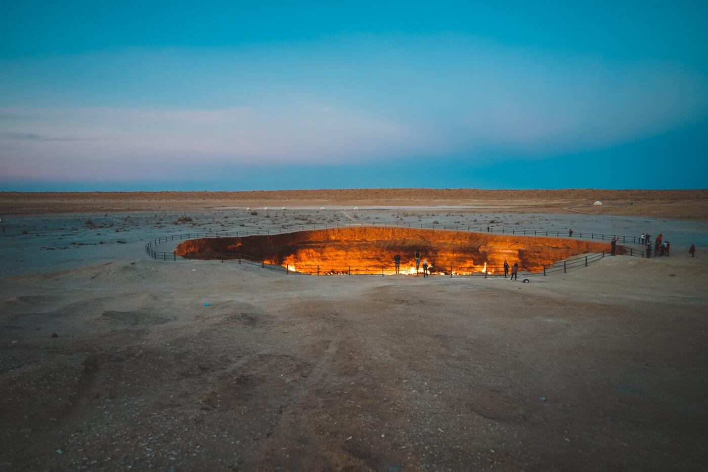 Zentralasien Sehenswürdigkeiten