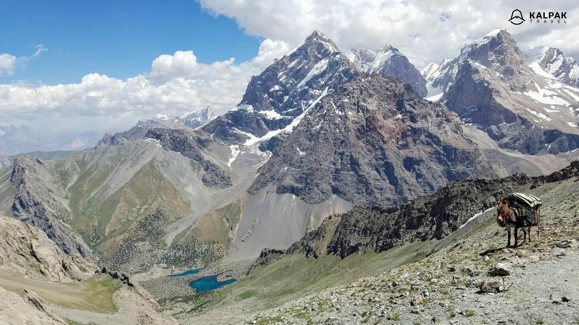 Trekking in Zentralasien