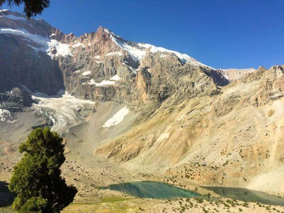 Tajiksitan trekking in Bibijanat