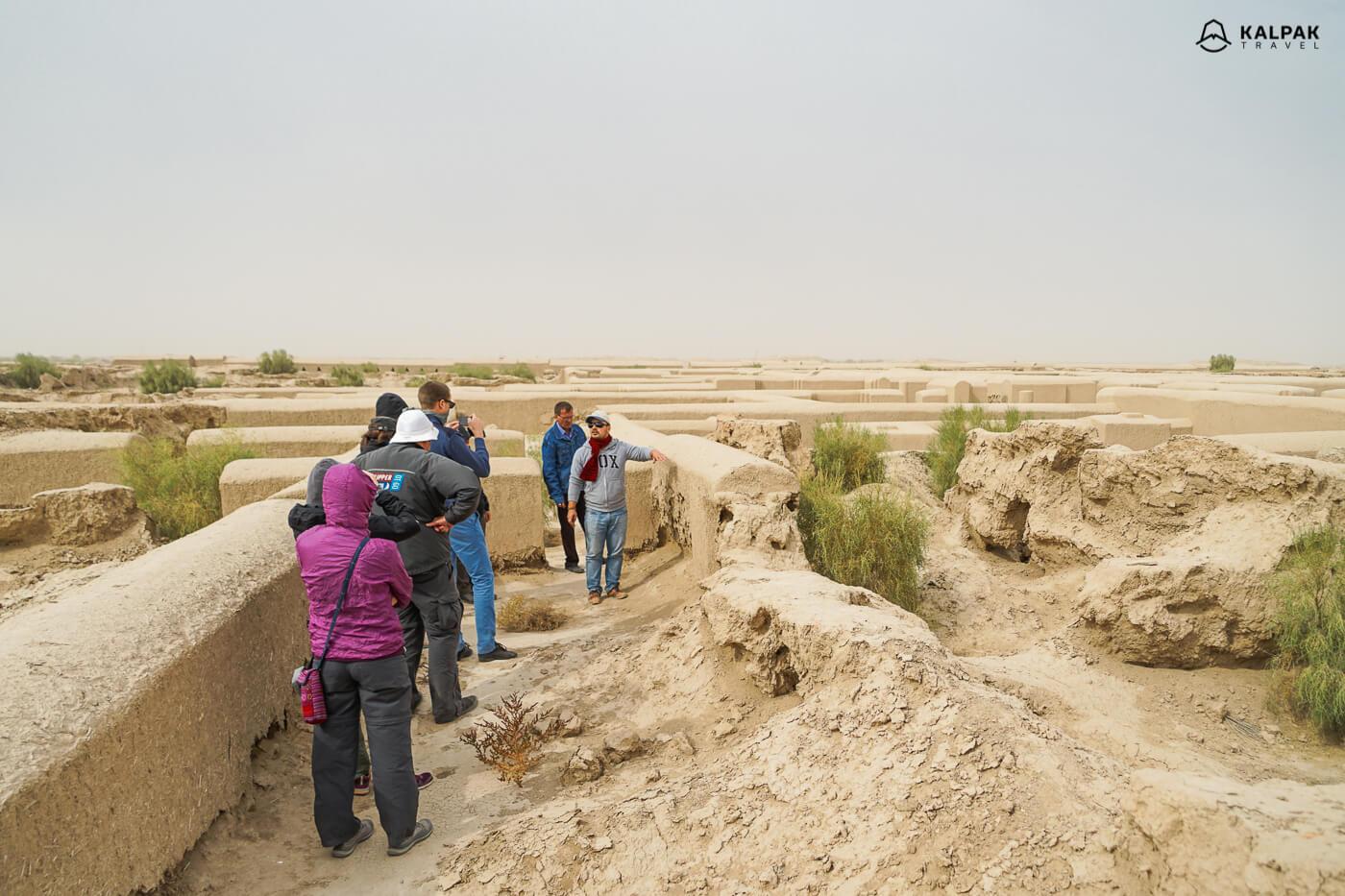 Gonur Depe in Turkmenistan