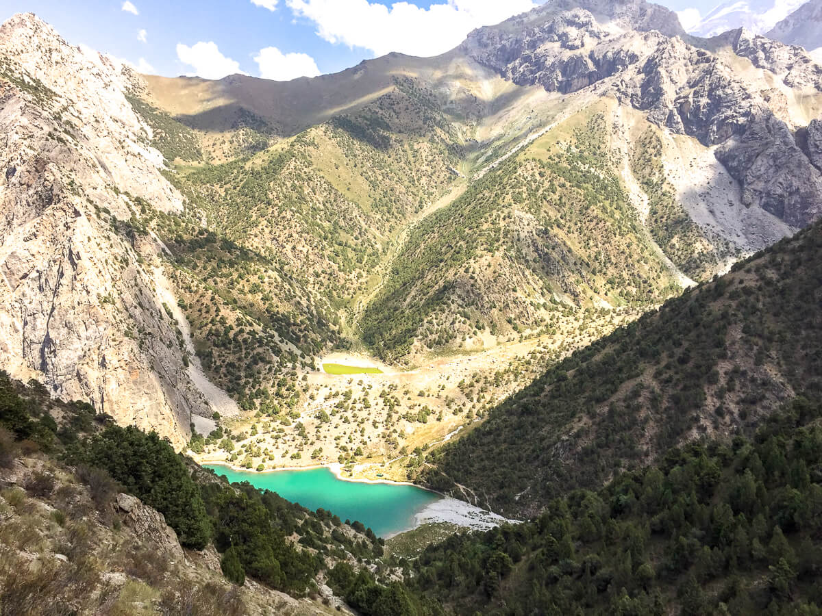 Tajikistan tour in the mountains