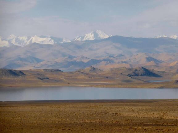 Tajikistan trekking in the Pamirs