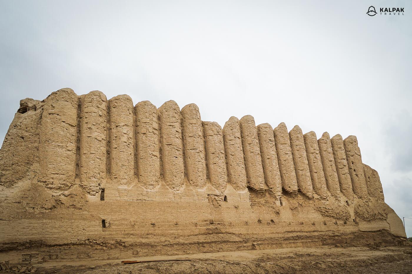 Turkmenistan ancient Merv