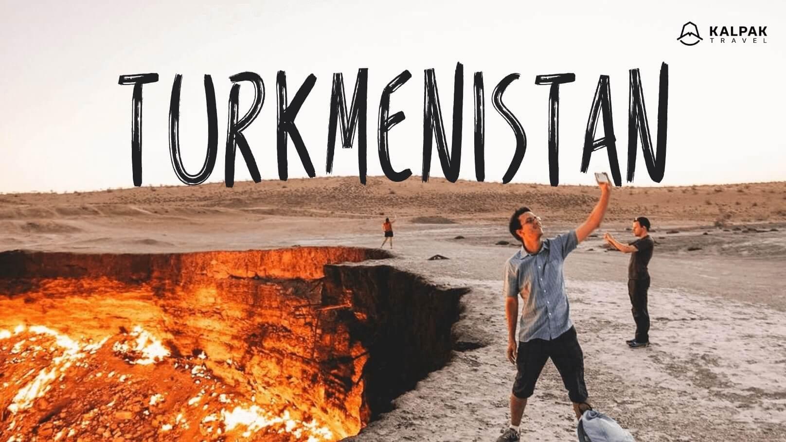 Turkmenistan top places to visit