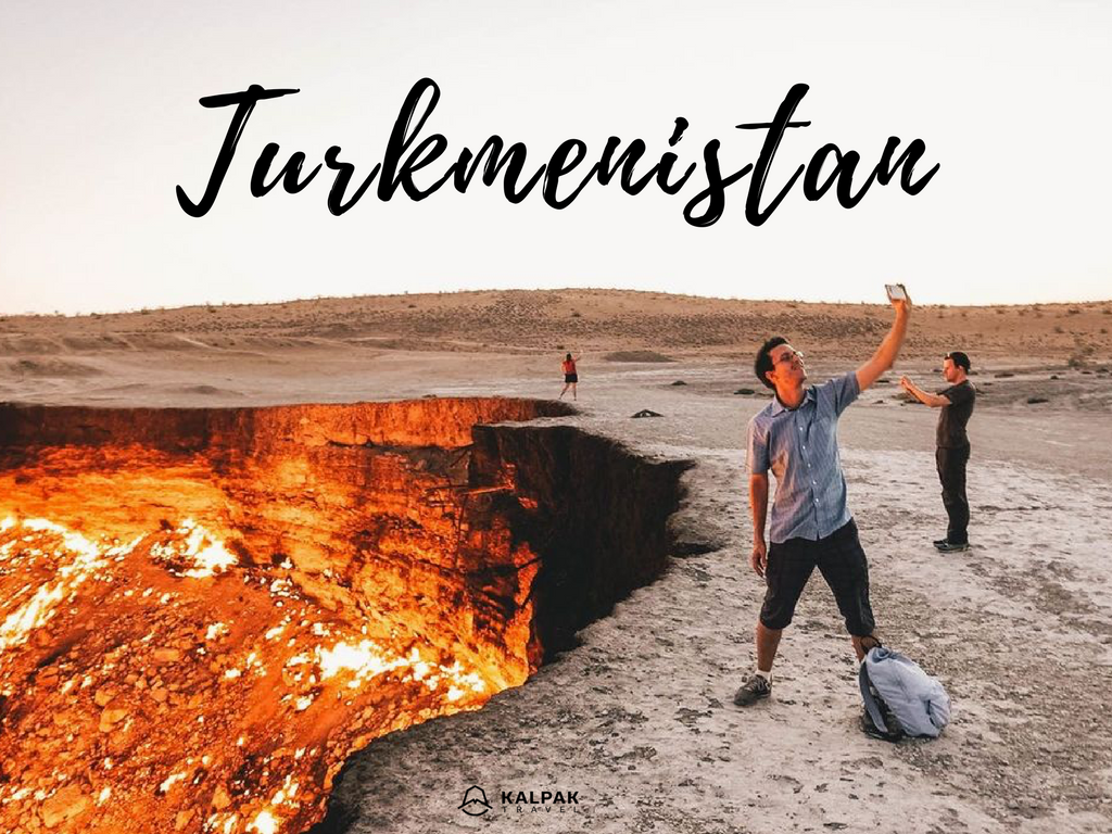 Turkmenistan – top 5 Places to Visit