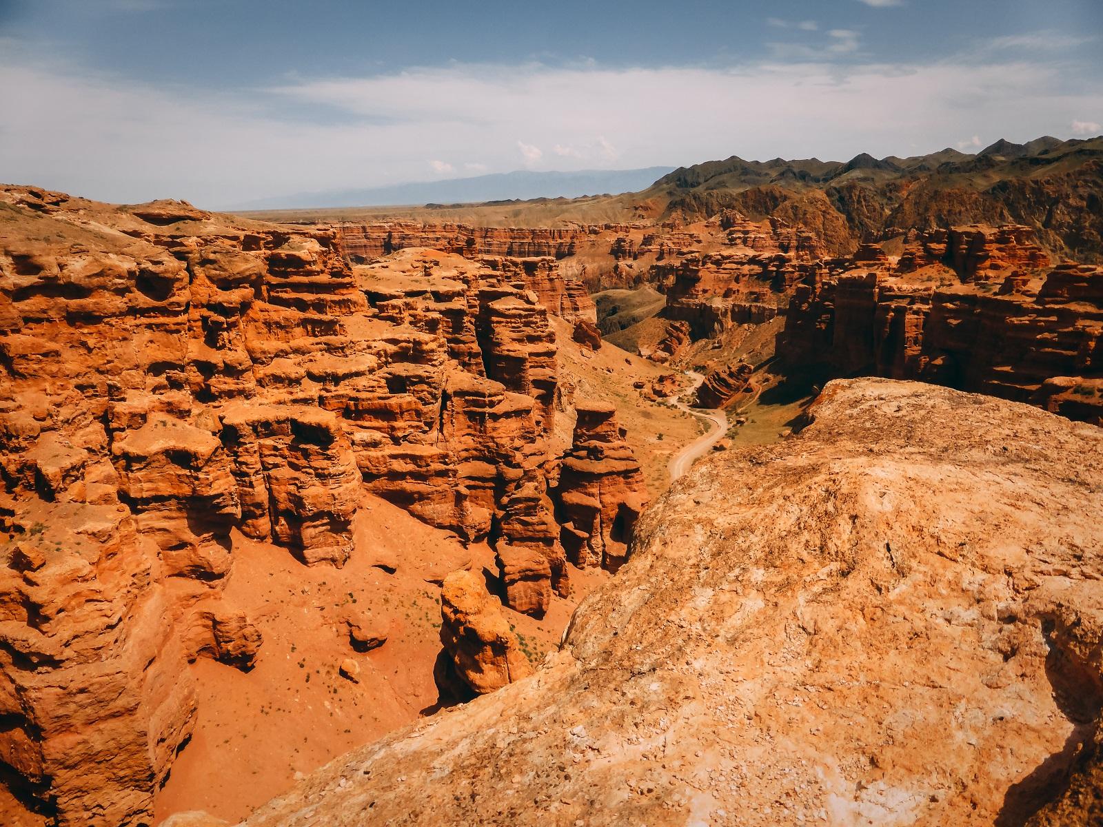 Kazakhstan's Charyn Canyon