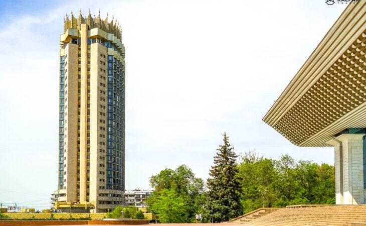 Kazakhstan hotel in Almaty