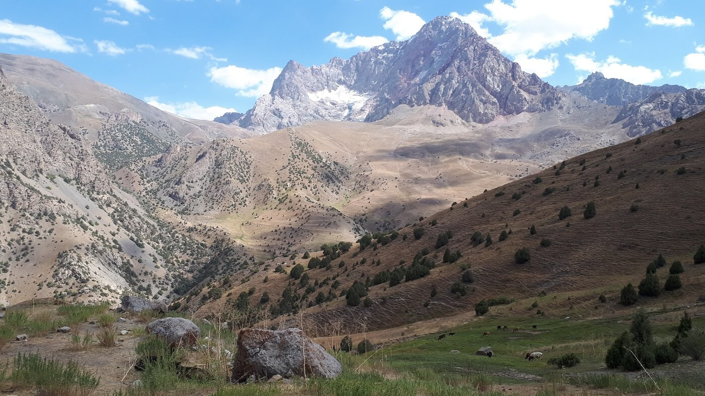 Danisher Trekking in Tajikistan