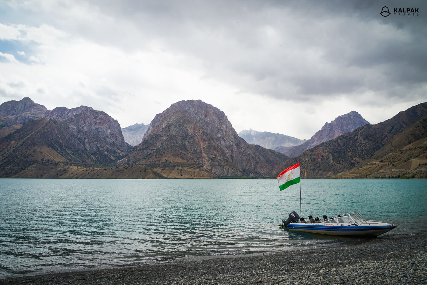 Iskanderkul Lake named after Alexander the Great