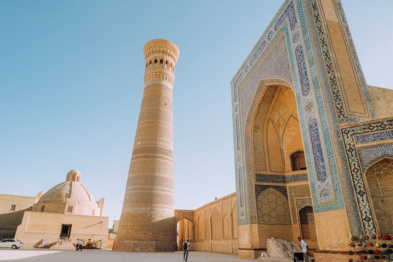 Central Asia vacations in Bukhara
