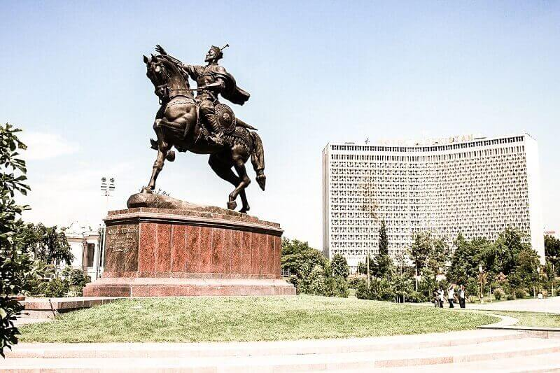 Central Asia Tour in Tashkent city