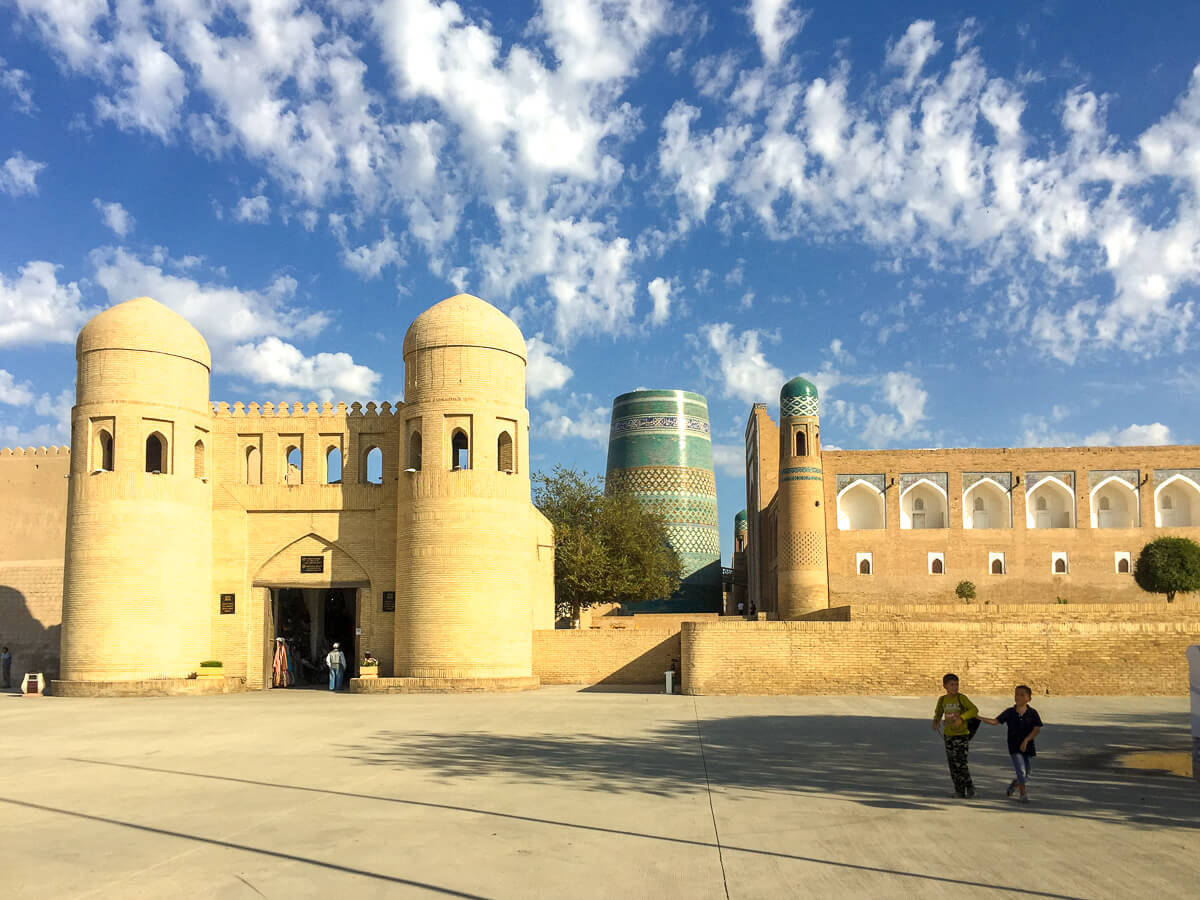 Khiva in Central Asia tour