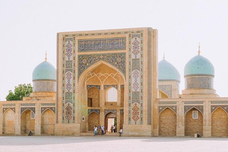 Khast Imom, Tashkent