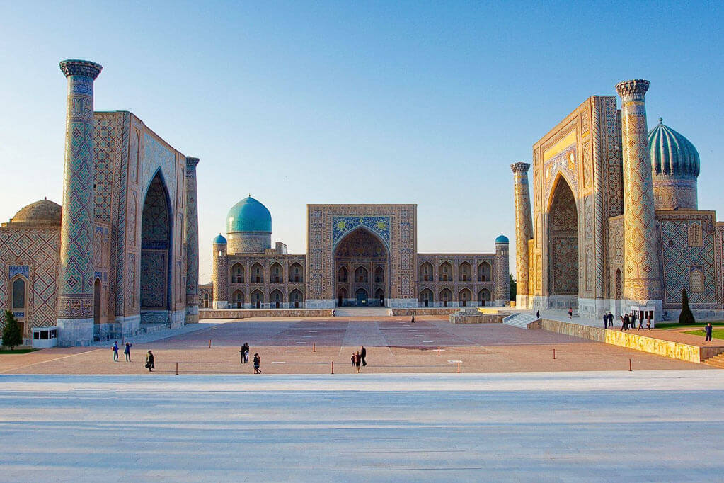 Central Asia Trip