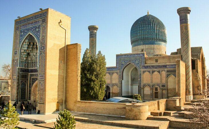 Gur-Emir, Uzbekistan