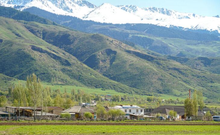 Kyrgyzstan in Central Asia Tour