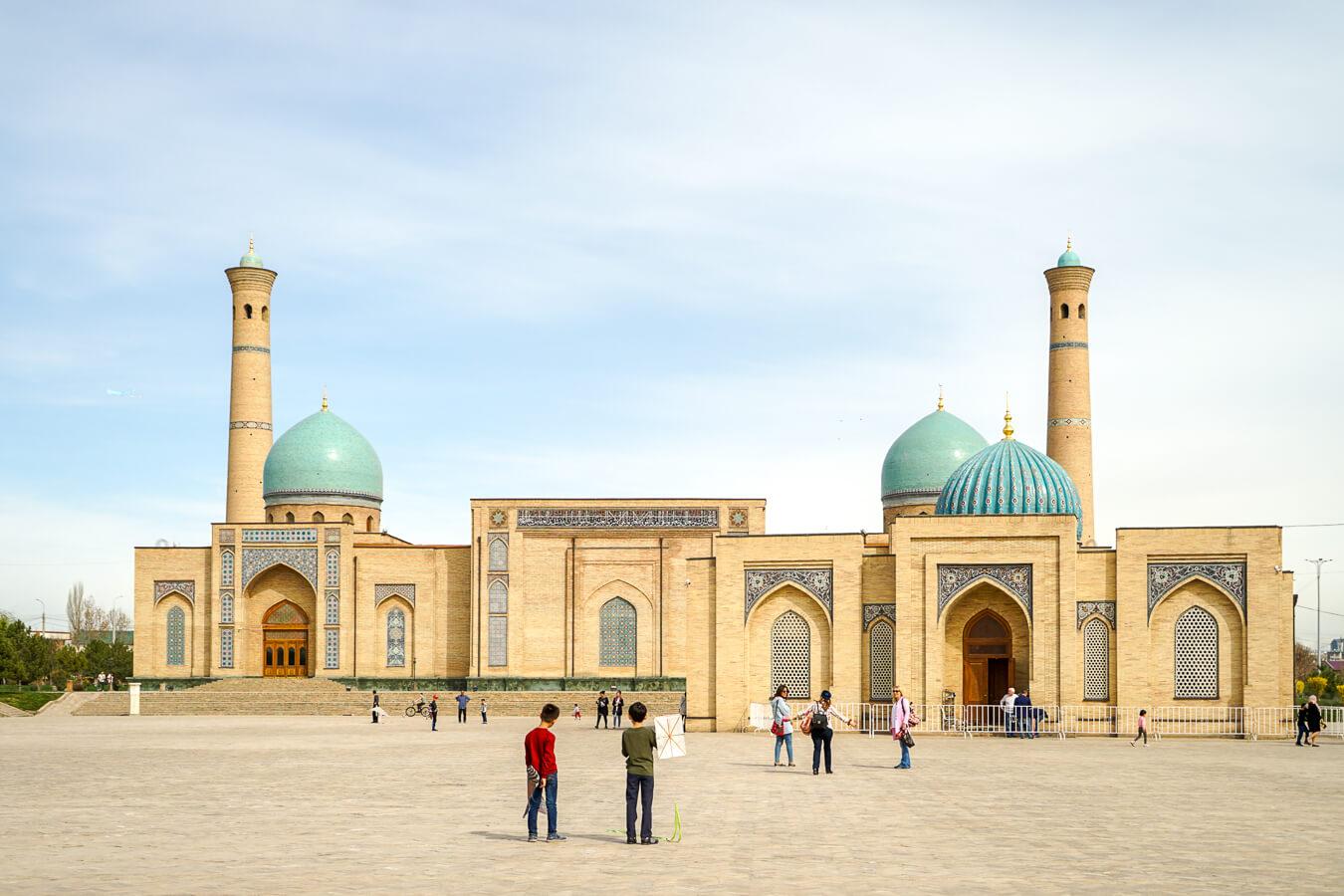Taschkent Altstadt in Usbekistan