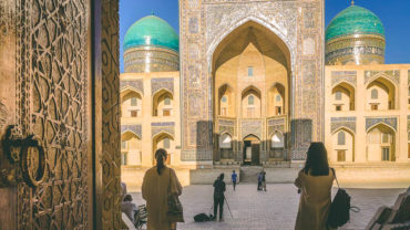 Central Asia tours and travel