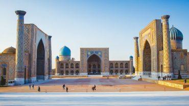 Uzbekistan tour in Central Asia