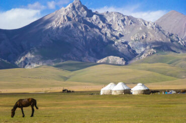 Song Kul in Kyrgyzstan tour