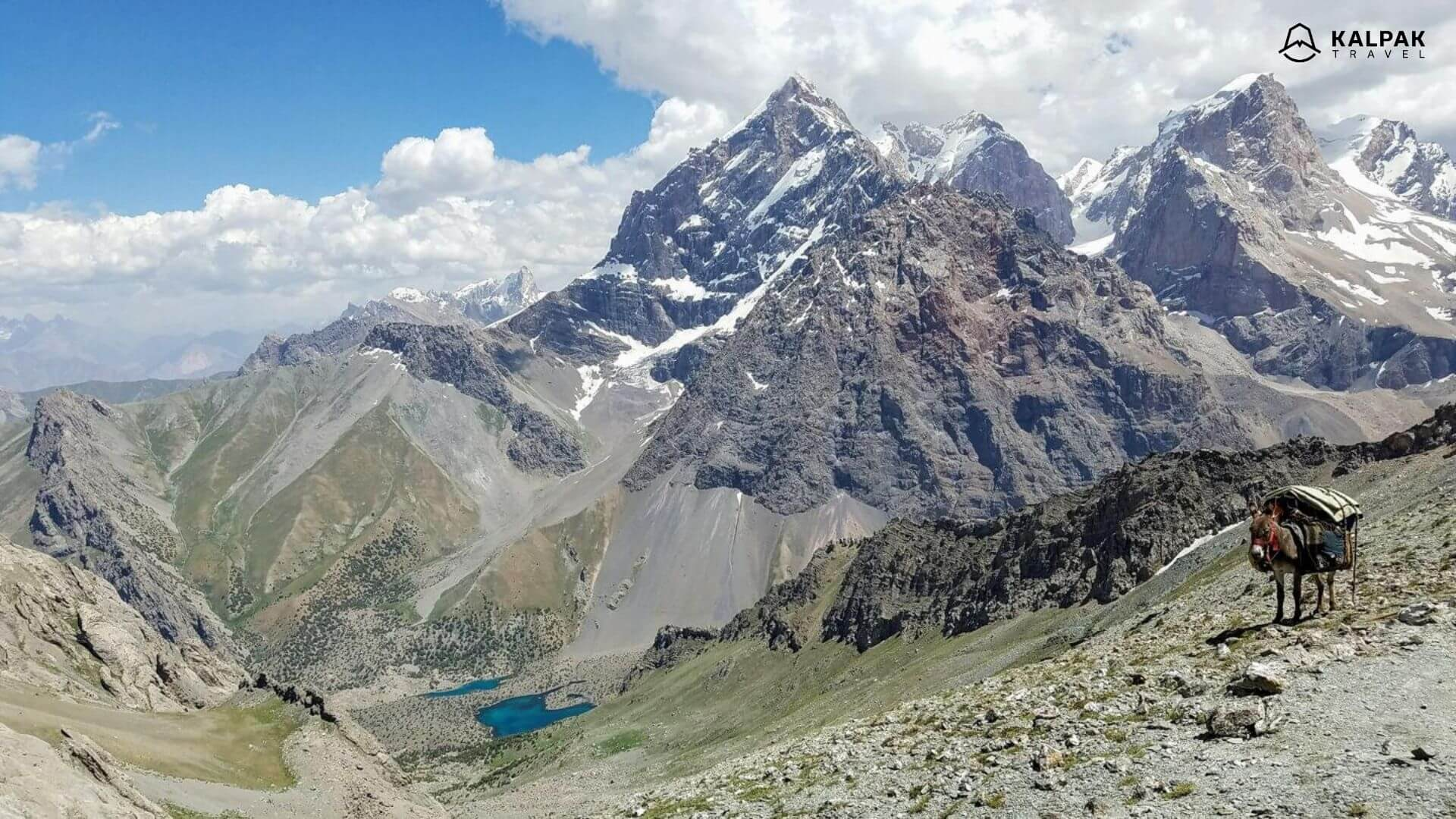 Central Asia Trekking in Tajikistan
