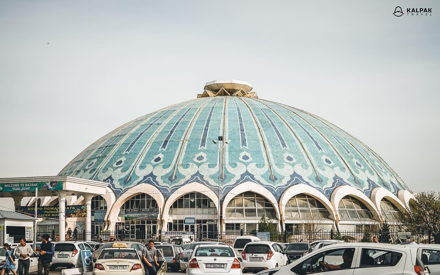 Tashkent Chorsu Bazaar
