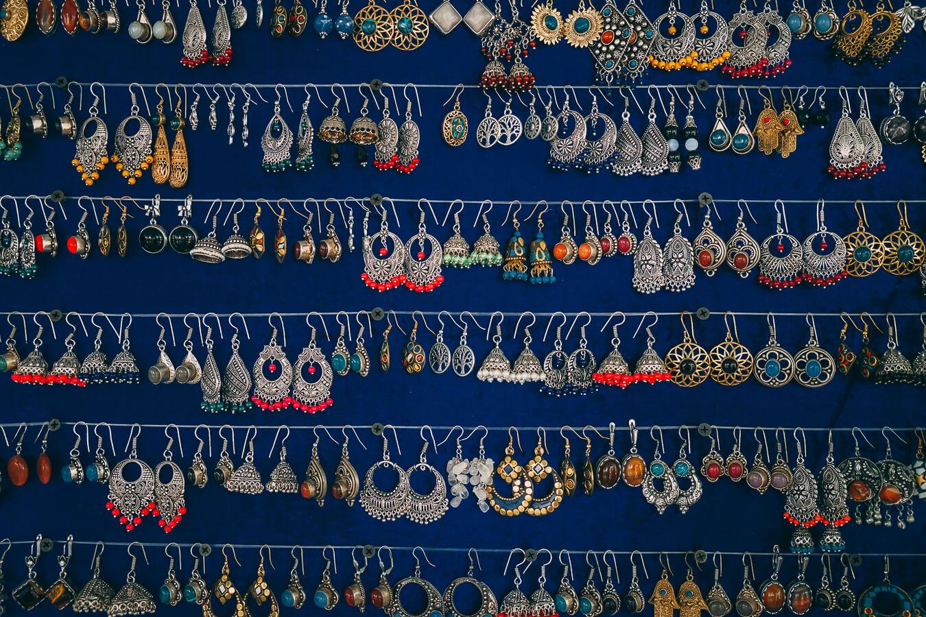 Jewelry in Uzbekistan