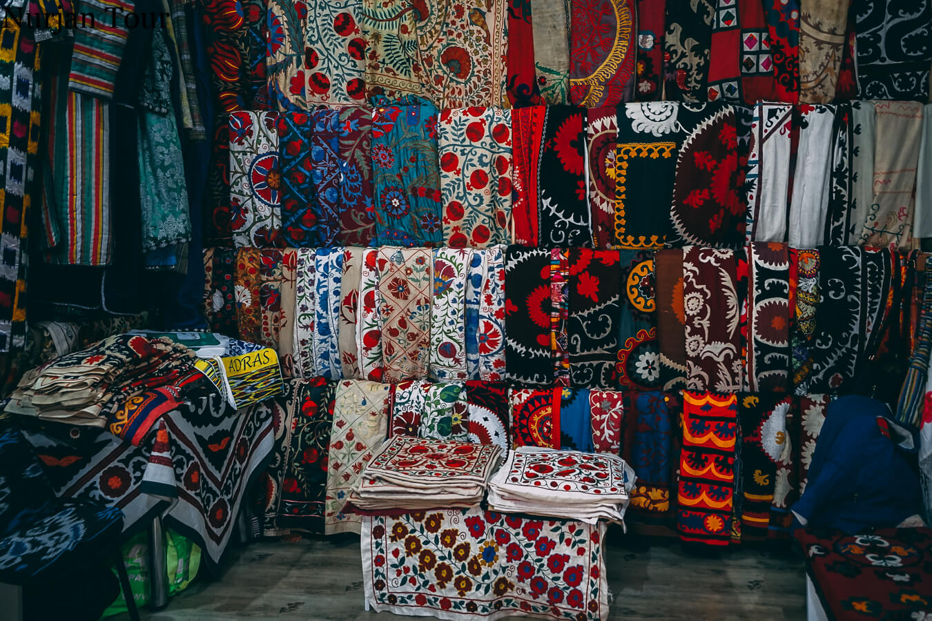 Uzbekistan - top 10 souvenirs to buy