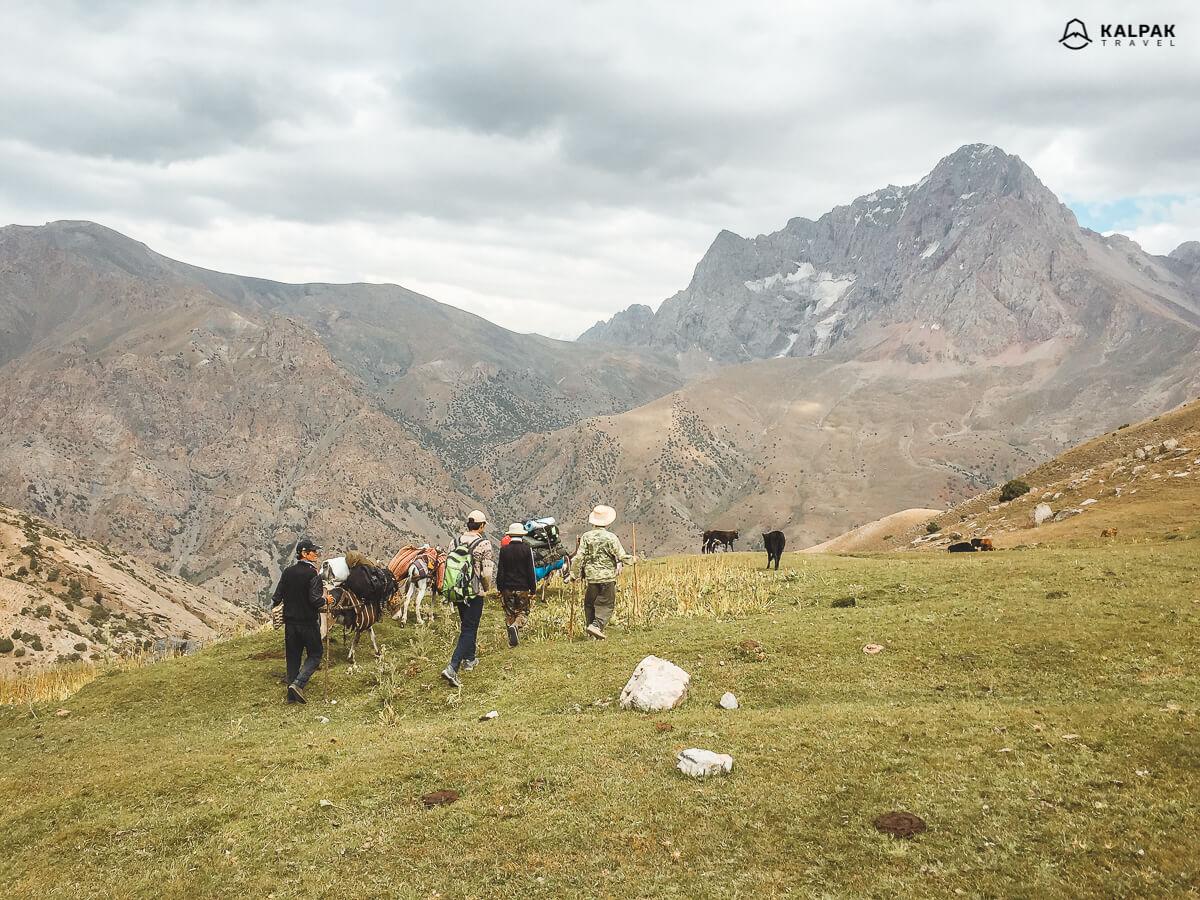 Central Asia Trekking