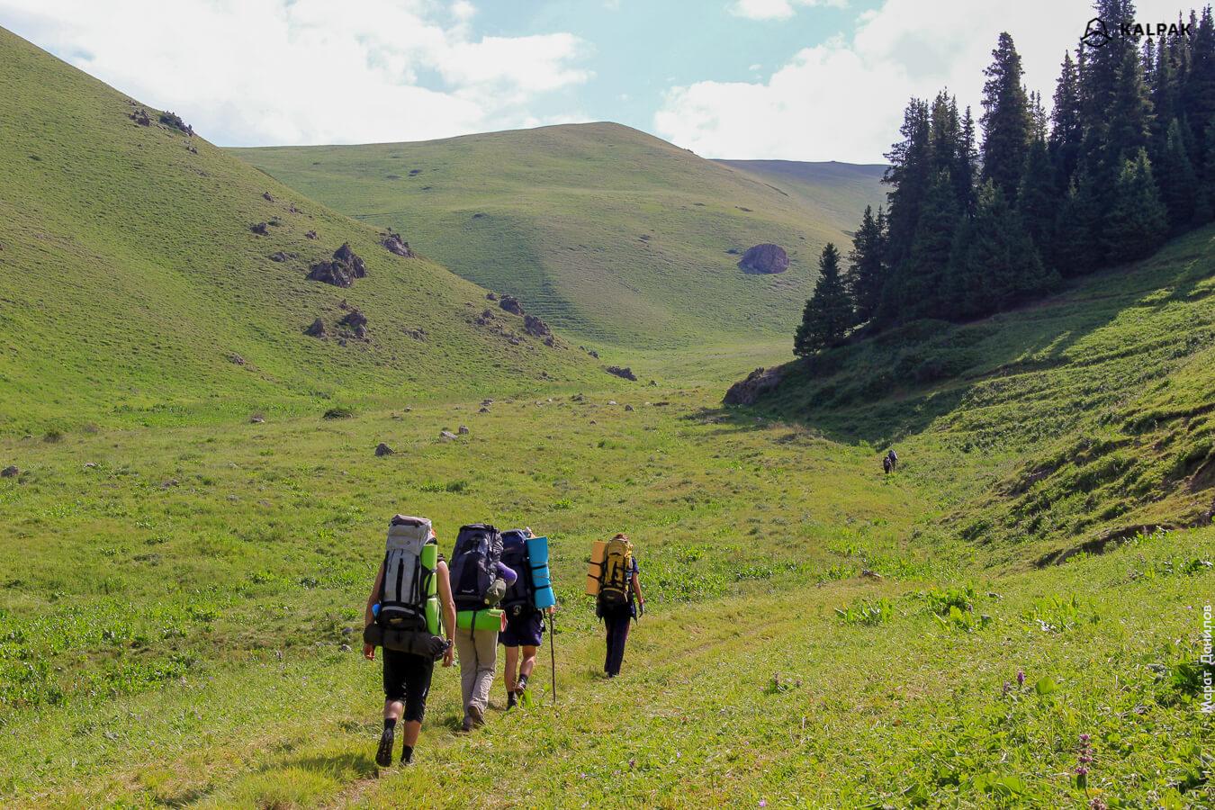 Central Asia Trekking - Packing List
