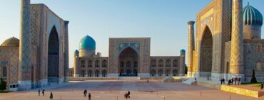 Uzbekistan tour on former Silk Road