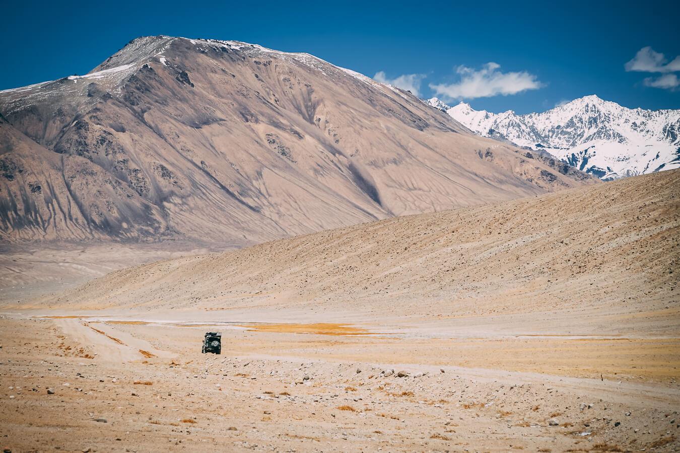Visa - Tajikistan